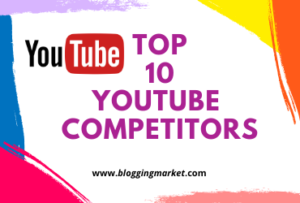 youtube competitors